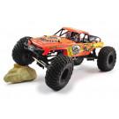 Mauler 4X4 rock crawler électriques FTX 1/10 RTR - Rouge