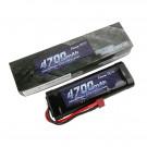 Batterie NI-MH 7.2V 4700MAH Stick Prise DEAN T