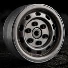 Jantes beadlocks 1.9 SR02 acier brut