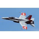 Maquette Italeri de F18 Swiss Air Force 1/72