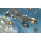"""Maquette avion Ju87B-2/R-2 """"Picchiatello"""" 1/48"""
