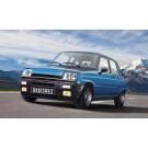 Maquette de Renault 5 Alpine 1/24
