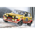 Maquette Renault 5 Alpine Rally 1/24