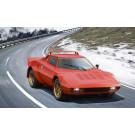 Maquette Lancia Stratos HF 1/24