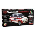 Maquette FIAT Abarth 695SS Assetto Corsa 1/12