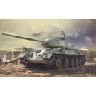 Maquette de char T-34/85 1/35