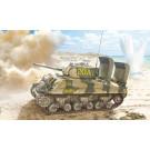 Maquette de char M4A2 Sherman US Marine Corps 1/35