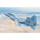 Maquette d'avion F22 raptor 1/48