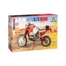 Maquette de moto BMW R80G/S Paris Dakar 1985 1/9