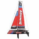 Mini catamaran RC Binary 400mm RTR