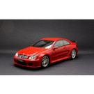 Miniature 1/18 Mercedes Benz CLK DTM AMG Coupe rouge Kyosho