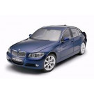 Miniature 1/18 BMW 330i Sedan bleue Kyosho