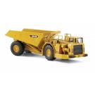 Miniature 1/50 camion articulé sous-terrain CAT AD45B