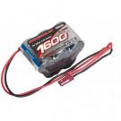 Batterie pour RX XTEC 1600mAh NIMH Hump prise BEC