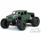 Carrosserie transp. Jeep Galdiator Rubicon pour X-MAXX
