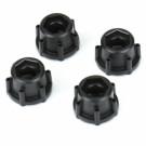 Adaptateurs hexagonaux (X4) 6x30 à 17 mm