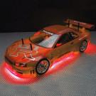 Kit de LED Néon rouge pour voiture RC
