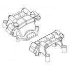 Support de bras supérieur de suspension RC701GR/701G/706T/808T/909T