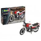 Maquette de moto Honda CBX 400 F 1/12