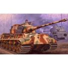 Maquette de char TIGRE II Ausf. Porsche B 1/72