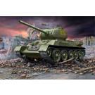 Maquette de Char Soviétique T-34/85 1944 1/72
