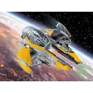 Maquette de Anakins Jedi Starfighter 1/58 Star Wars