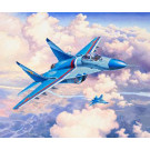 """MIG-29S """"FULCRUM C"""" (1/72)"""