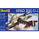Maquette de SPAD XIII C-1 1917  (1/72)
