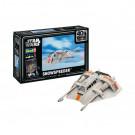 Maquette Star Wars Coffret Cadeau Snowspeeder - 40ème Anniv. l'Empire Contre-Attaque 1/29