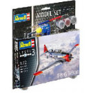 "Maquette de T-6 G ""TEXAN"" - 1954 1/72 - Model Set Revell"