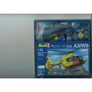 Maquette d'hélicoptère Airbus EC135 1/72 - Model Set