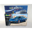 MODEL SET - PORSCHE Panamera Turbo (1/24)