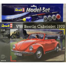 Maquette de VW BEETLE CABRIOLET 1/24 Model Set