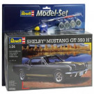 Maquette de SHELBY MUSTANG GT 1/24 Model Set