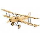 Maquette statique TIGER MOTH en kit bois