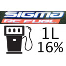 Carburant Sigma Premium 16% 1 Litre