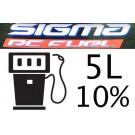 Carburant Sigma Premium 10% 5 Litres