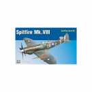 Maquette d'avion Spitfire Mk.VIII 1/48