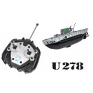 Micro Sous-Marin U278 radiocommandé T2M