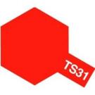 Bombes de peinture Orange Brillant TS31 Tamiya