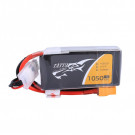 Batterie LI-PO Tattu 1050mAh 14.8v 75c 4s