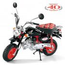 Maquette de moto Honda Monkey 40ans 1/6