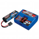 Pack chargeur Traxxas 2970G + 1 Lipo 2s 5800mah 2843X