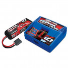 Pack chargeur 2970g + 1 x lipo 3s 4000mah 2849x