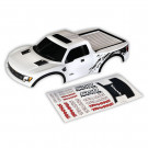 Carrosserie blanche peinte et decoree ford raptor