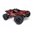 Rustler 4x4 1/10 Brushed Rouge RTR Traxxas