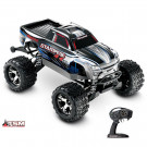 Stampede 4x4 vxl Silver - 1/10 brushless -id - tsm-sans accus/charge Traxxas