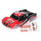 Carrosserie slash 1/16eme mark jenkins n�25 peinte et decoree