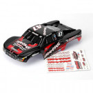 Carrosserie slash 1/16eme mike jenkins n�47 peinte et decoree