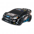 FORD FIESTA ST RALLY - 4X4 - 1/10 BRUSHED Traxxas